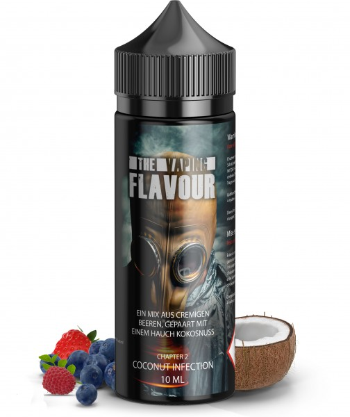 The Vaping Flavour Aroma Ch. 2 - Coconut Infection 10 ml