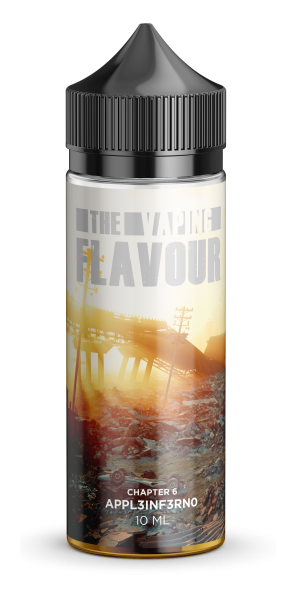 The Vaping Flavour Aroma Ch. 6 - Appl3inf3rn0 10 ml
