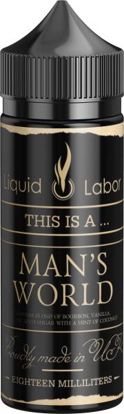 Man´s World Aroma by Liquidlabor