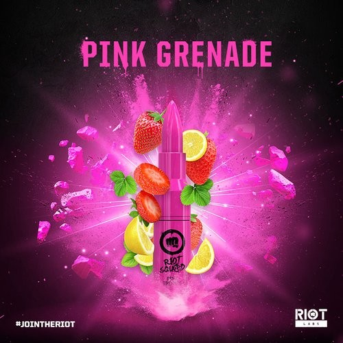 Riot Squad - Pink Grenade - 50ml (DIY-Liquid)