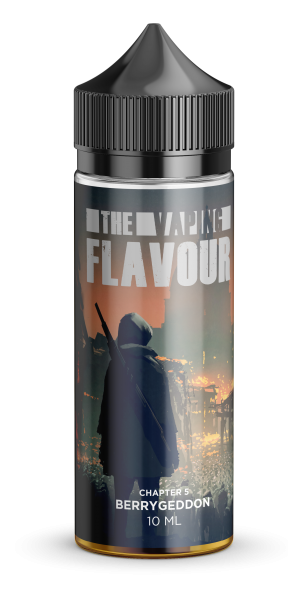 The Vaping Flavour Aroma Ch. 5 - Berrygeddon 10 ml