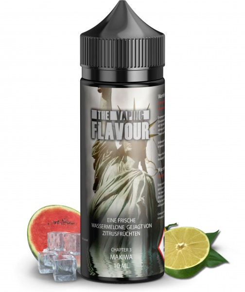 The Vaping Flavour Aroma Ch. 3 - Makiwa 10 ml